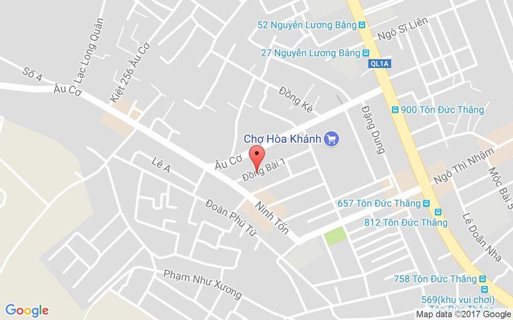 Vị trí bản đồ Kool Shop - Thức Ăn & Vật Dụng Thú Cưng - Đồng Bài 1 ở Đà Nẵng