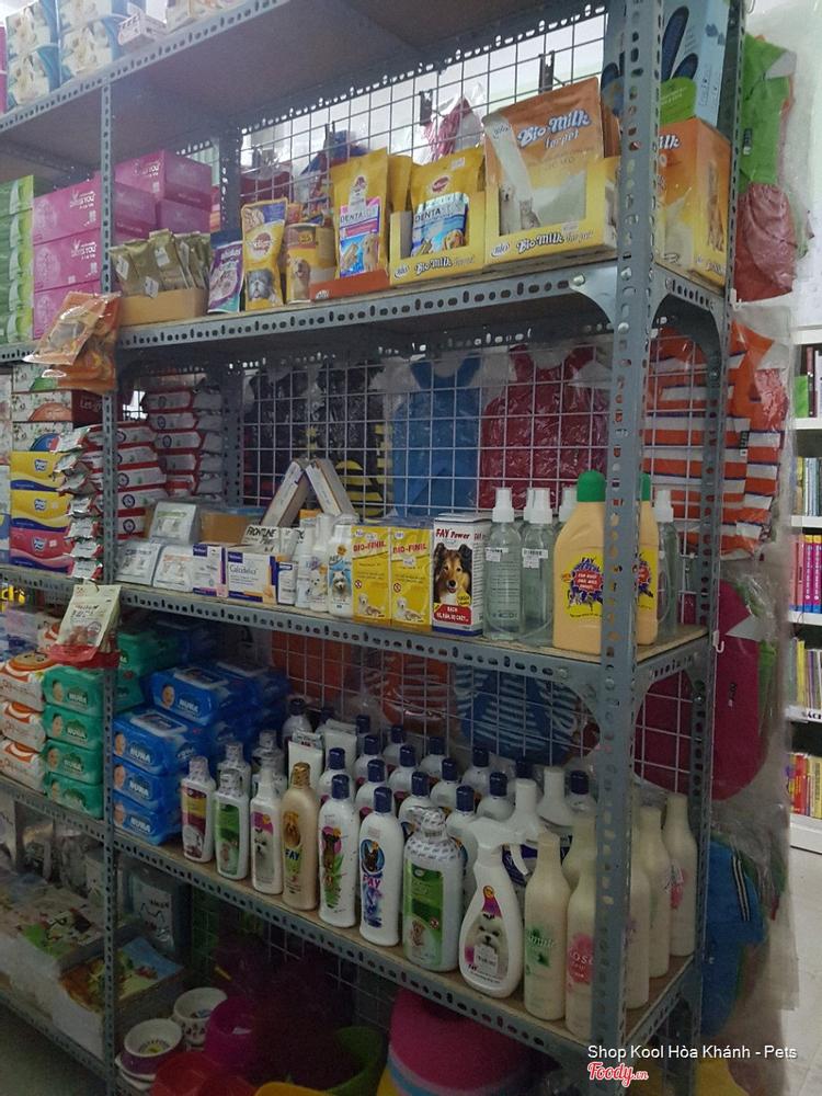 Kool Shop - Thức Ăn & Vật Dụng Thú Cưng - Đồng Bài 1 ở Đà Nẵng