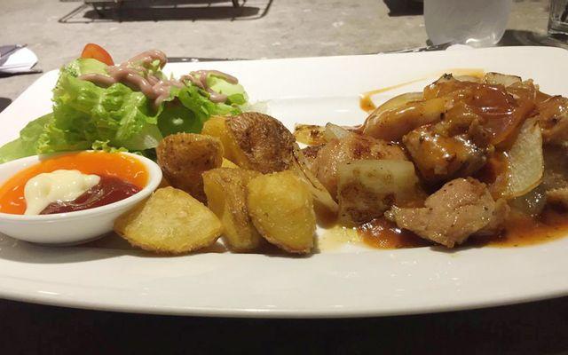 Beefsteak TiTi - Lý Thường Kiệt