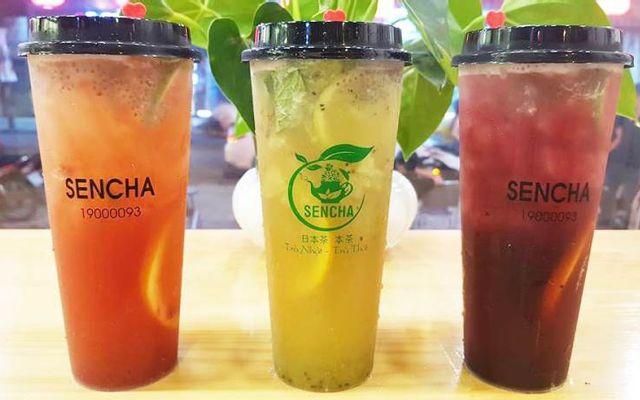 Sencha Tea - Trà Sữa Nhật - Phạm Văn Thuận