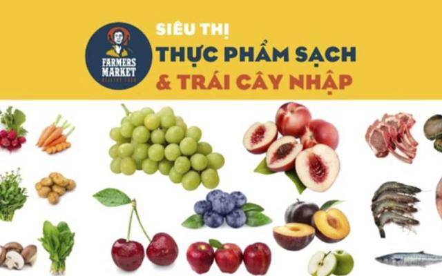 Farmers' Market - Nguyễn Thị Minh Khai