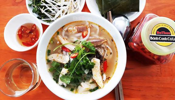Bánh Canh Cá Lóc Ba Thao - Hoàng Tam Kỳ