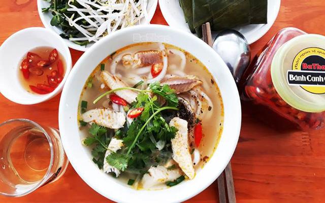 Bánh Canh Cá Lóc Ba Thao