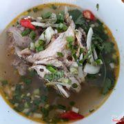 Đầu cá lóc thơm ngon, cách chế biên đặc trưng mang hương vị riêng của quán bánh canh bathao