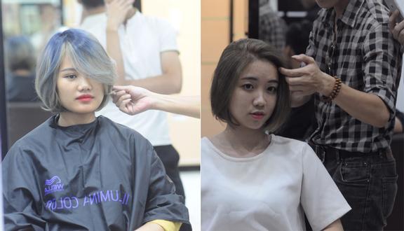 Duy Tùng Hair Designer