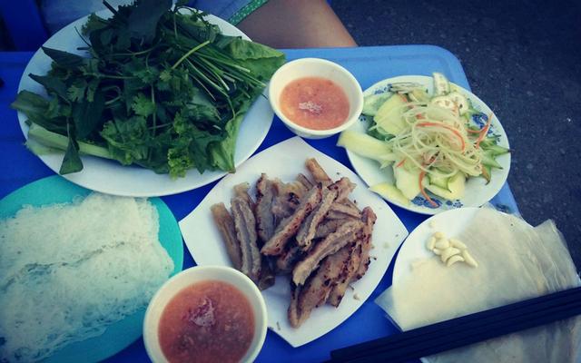 Quán Nem Nha Trang