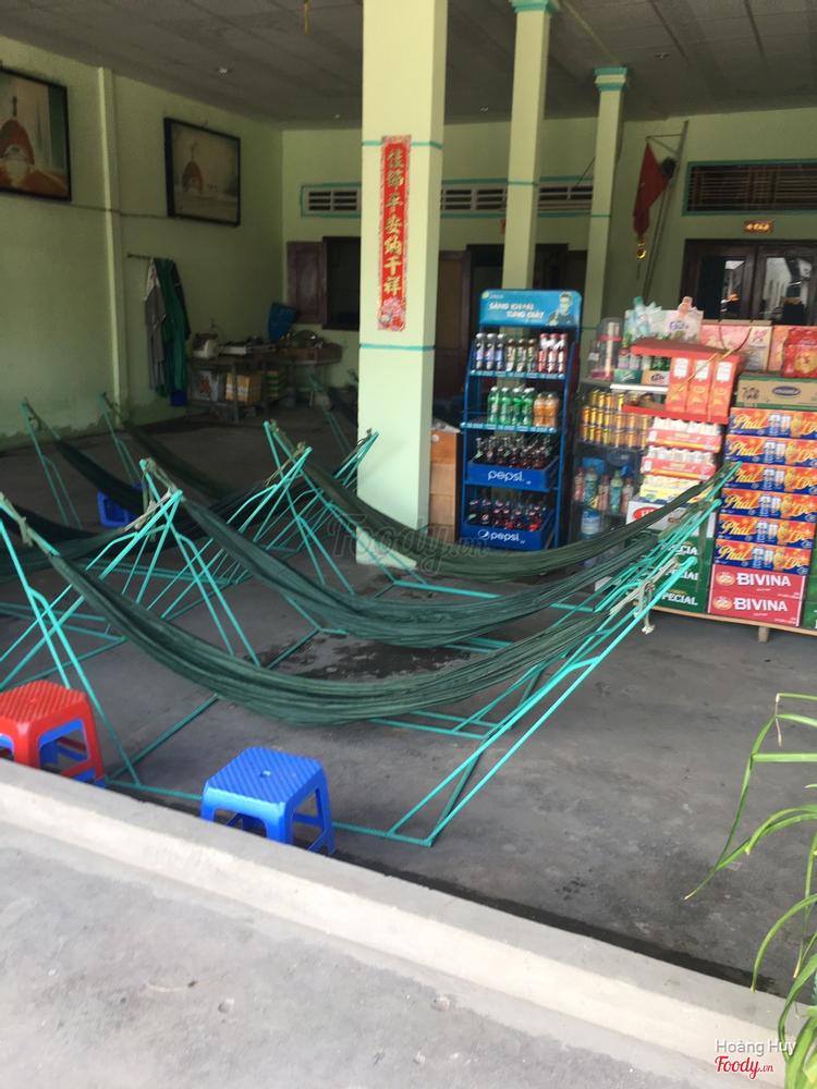Gia Huy Cafe Võng ở Hậu Giang