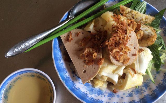 Bánh Cuốn Tây Sơn - Tăng Nhơn Phú