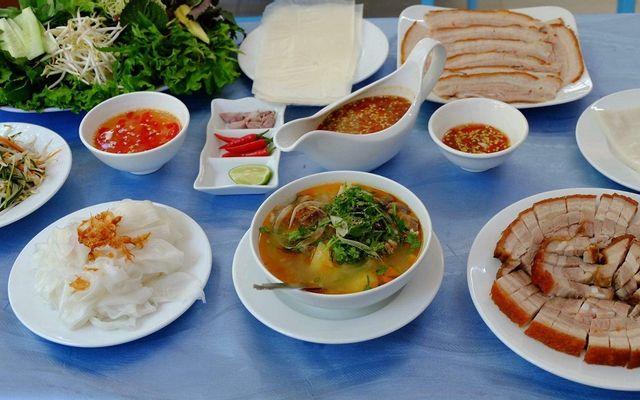 Donald Trung - Bánh Ướt & Bánh Cuốn Thịt Heo