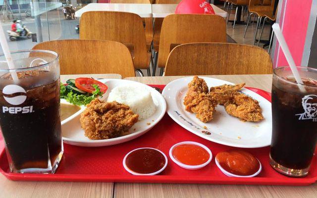 KFC - Big C Thanh Hóa