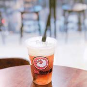 Hồng trà kem phô mai trân châu ngọc trai