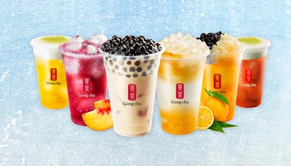 Trà Sữa Gong Cha - 貢茶 - The Garden Mall