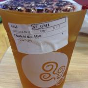 Chanh bí đao Alyu, món mới, giảm giá 36k, hơi chua