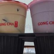 Hôm nay có mã FESTIVAL30 mình order ngay 2 ly Gongcha.. trà sữa và topping vẫn ngon cực 👍👍👍