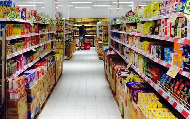 Siêu Thị Auchan - The Garden Mall
