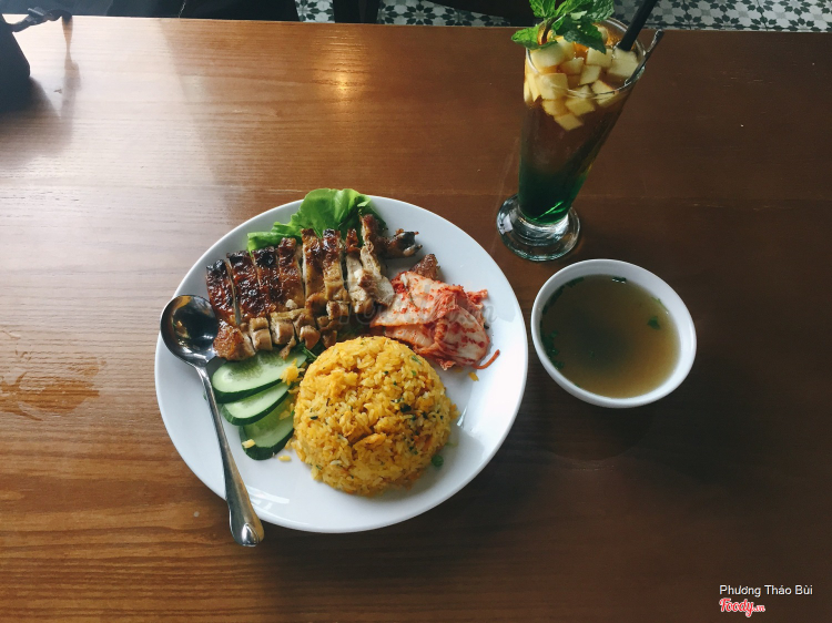 The Passion Coffee - Drinks & Fastfood ở Hà Nội