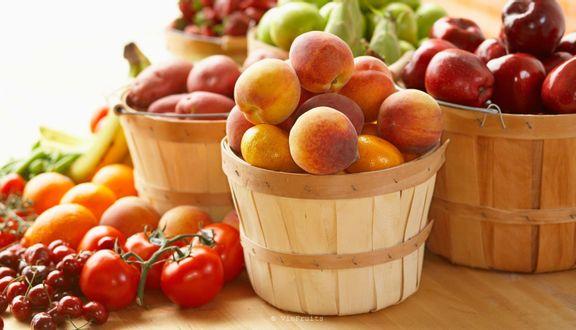 Fresh Fruit Bình Dương - Trái Cây Nhập Khẩu