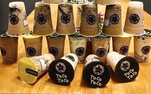 Trà Sữa Tocotoco - Nguyễn Du