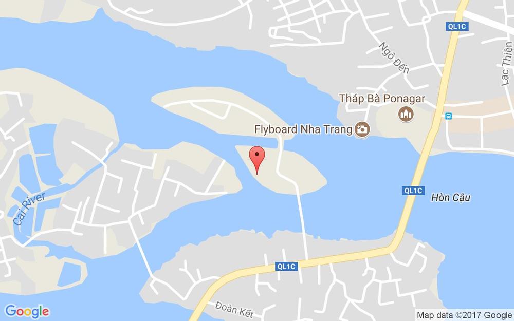 Vị trí bản đồ 304 Đường 2 Tháng 4, P. Vĩnh Phước Tp. Nha Trang Khánh Hoà