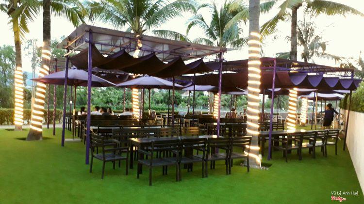 Champa Riverside Coffee ở Khánh Hoà