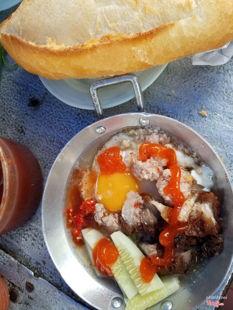 Bánh Mì Chảo ở Khánh Hoà