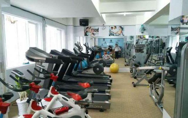 Cà Phê Đen & Phòng Gym
