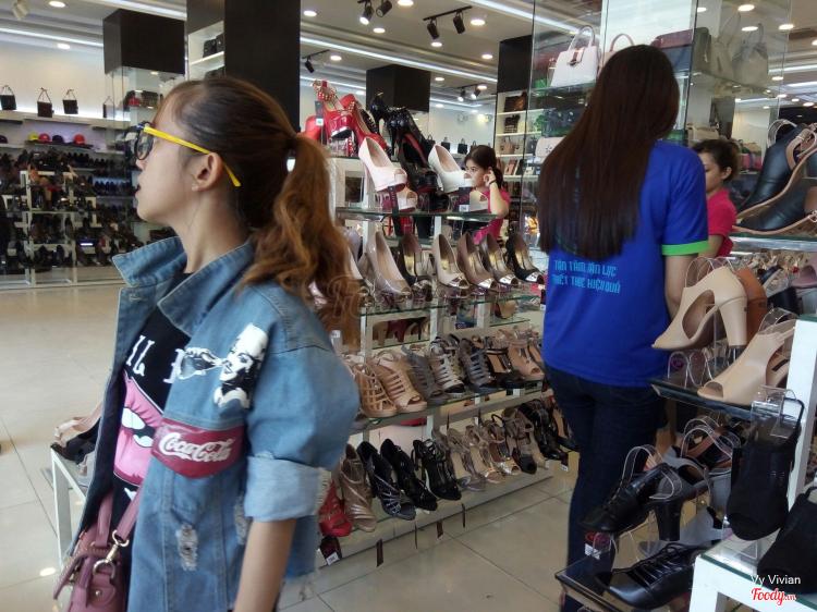 Giày MT - Nguyễn Trãi ở TP. HCM