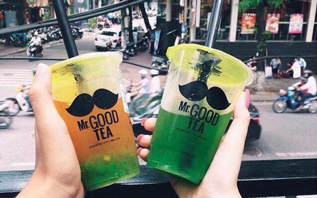 Mr Good Tea - Lê Trọng Tấn