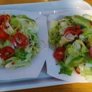Món rau Salad trộn