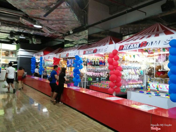 Khu Vui Chơi Dream Games - Royal City ở Hà Nội