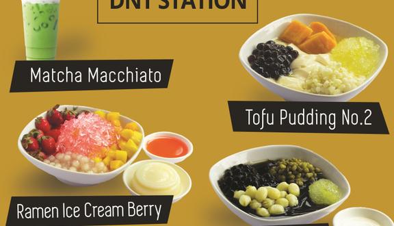 Dessert N'Tea Station