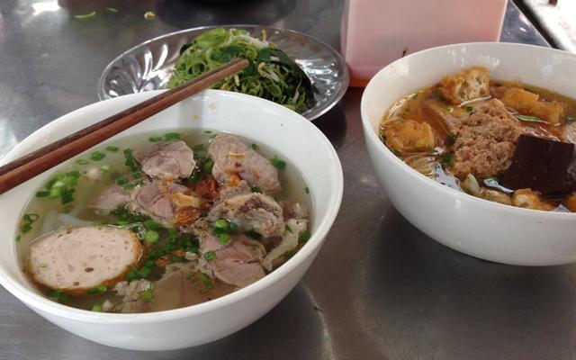 Bún Bò Huế & Bún Mọc - Huỳnh Thị Phụng