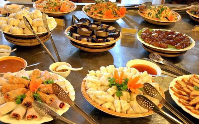 Tịnh Thực Quán - Buffet Chay