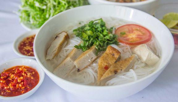 Trang Phan Rang - Bún Chả Cá