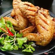 cánh gà chiên