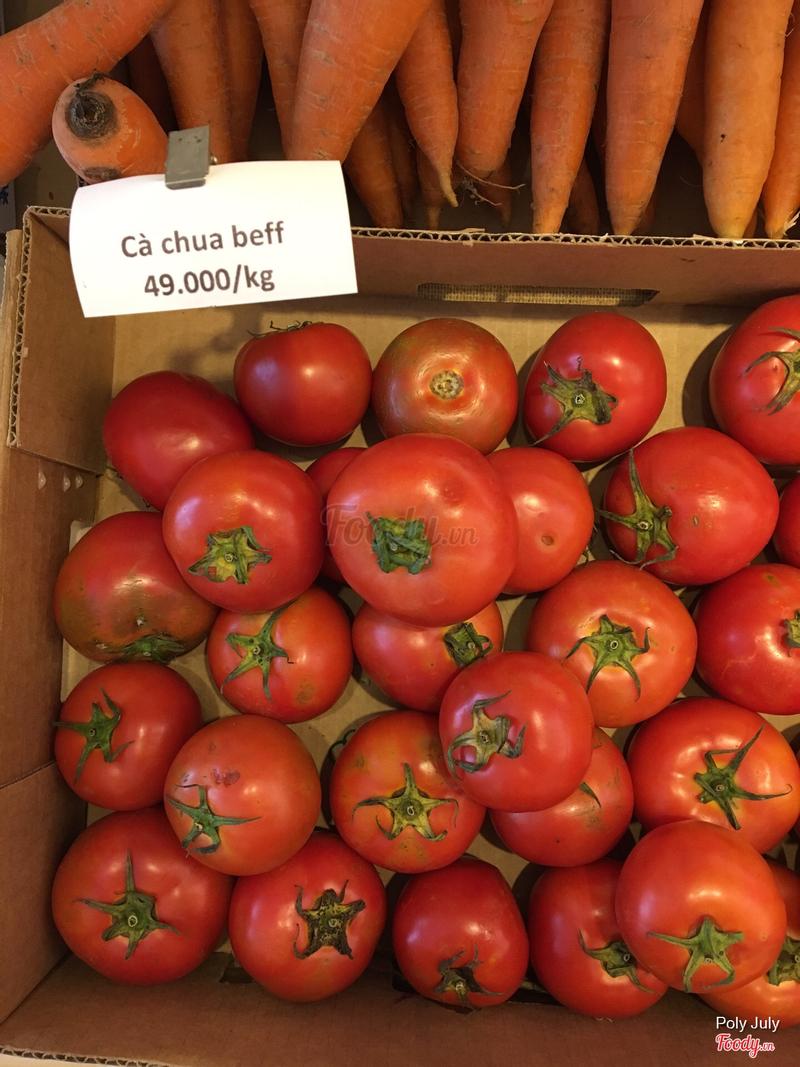 Cà chua ngon nhất mình từng ăn: nhiều thịt, nấu mì Ý là số 1