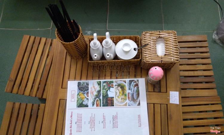 Bà Ánh - Thịt Xiên Nướng & Bò Cuốn Lá Lốt ở Khánh Hoà