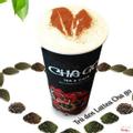 Trà đen latte Chago