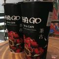 Trà xanh sữa Chago (size L)
