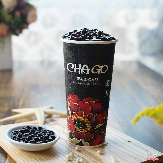 Trà sữa trân châu Chago (size L)