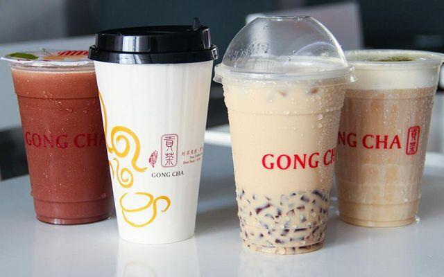 Trà Sữa Gong Cha - 貢茶 - Trần Hưng Đạo