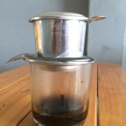 Ca phê ngon đậm đà