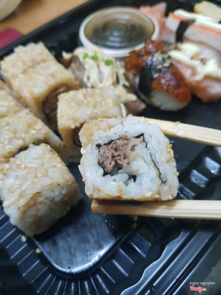 SV Sushi ở Hà Nội