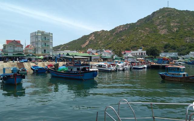 Cảng Tàu Bình Ba