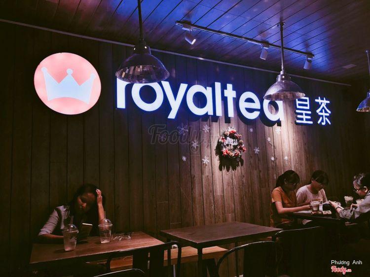 Royaltea - Trà Sữa Hồng Kông - Lý Thánh Tôn ở Khánh Hoà