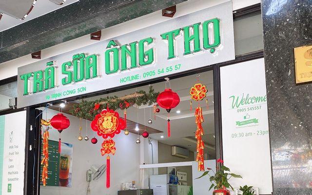 Trà Sữa Ông Thọ - Trịnh Công Sơn