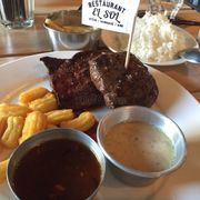 El sol steak 300g