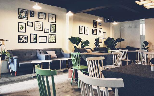 Sense 1987 - Quán Ăn & Cafe Năm Một Ngàn Chín Trăm Hồi Đó