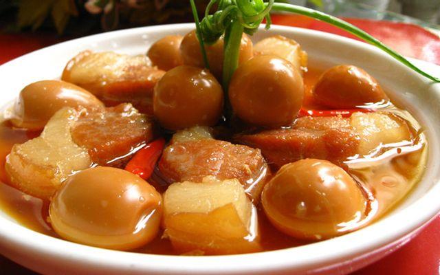 Ba Xu Pun - Quán Ăn