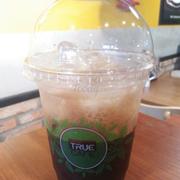 Cà phê đen đá size M 13k, L 20k